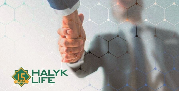 AM Best confirmed the financial strength rating at B+ level to Halyk-Life