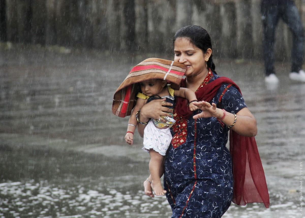 Как страхование жизни может помочь матери-одиночке в Индии