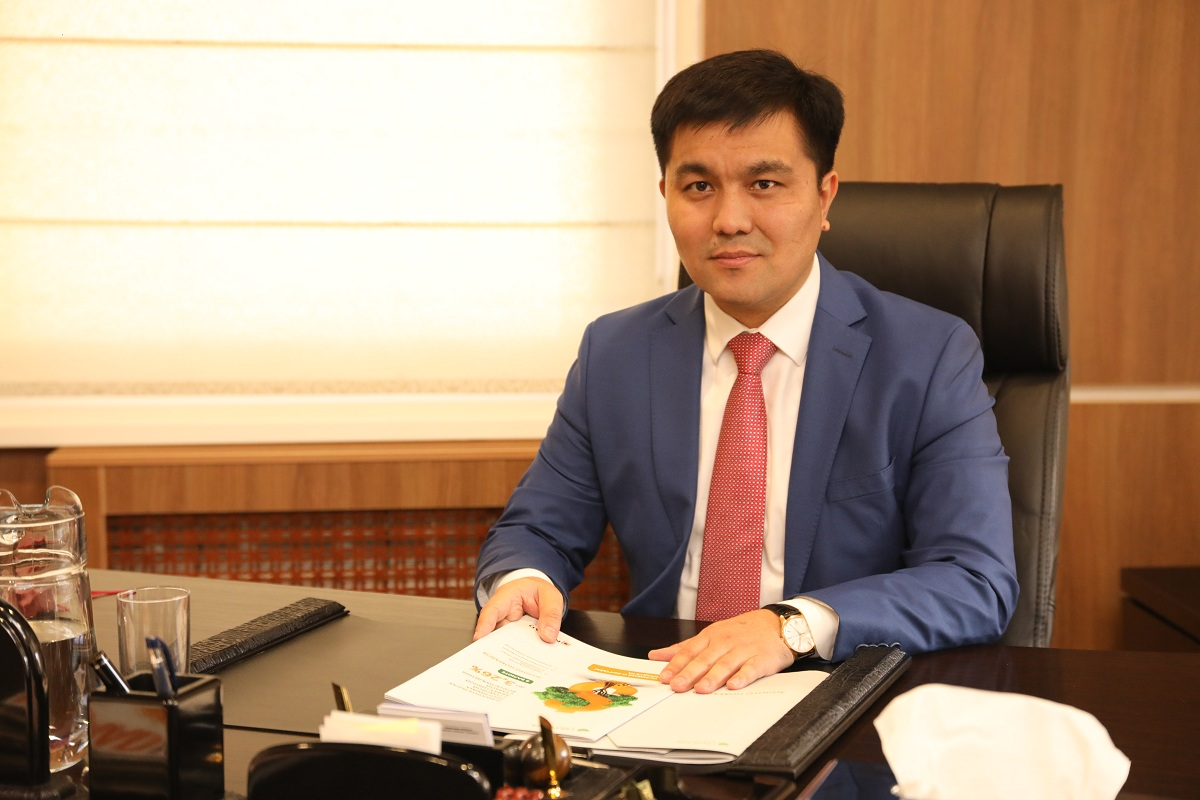 "Kairat Chegebayev: ""We needed to train actuaries yesterday"""