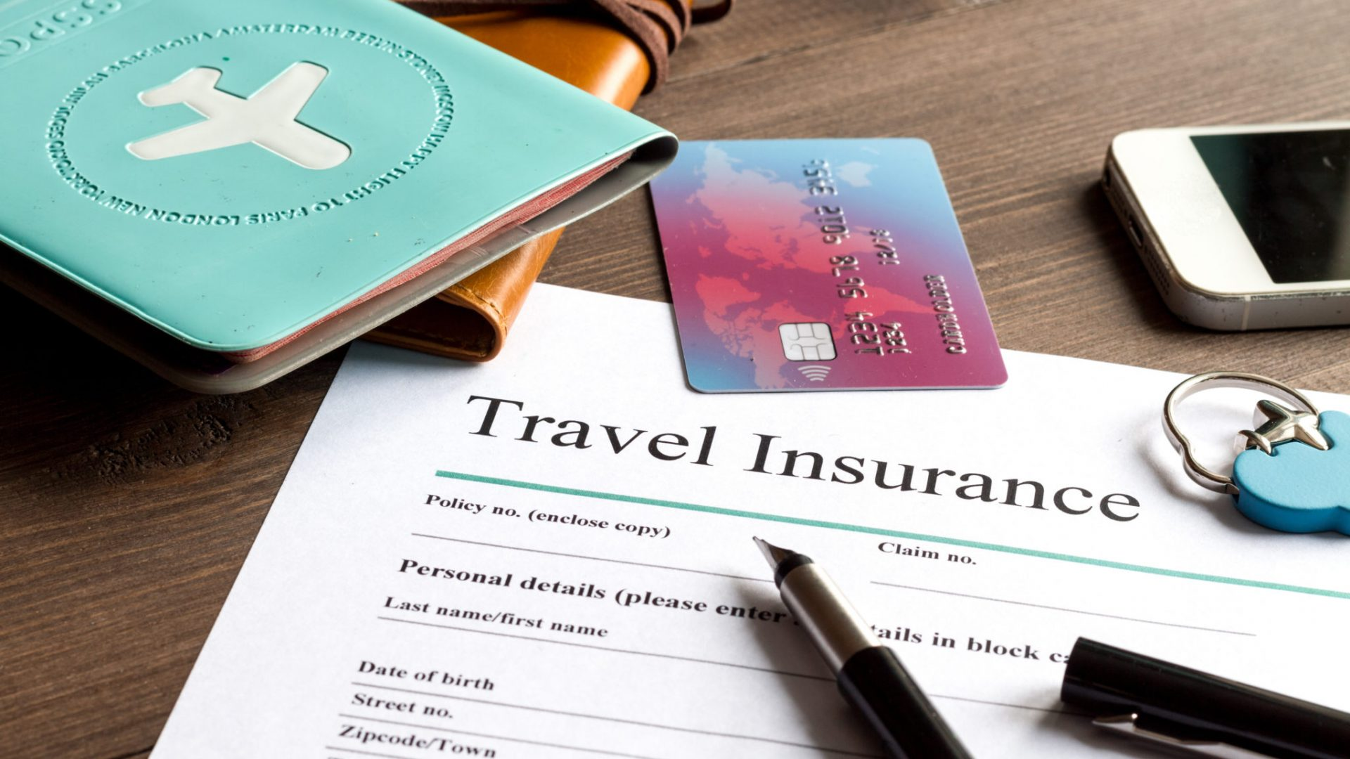 What countries do Kazakhstanis most often buy travel insurance for?