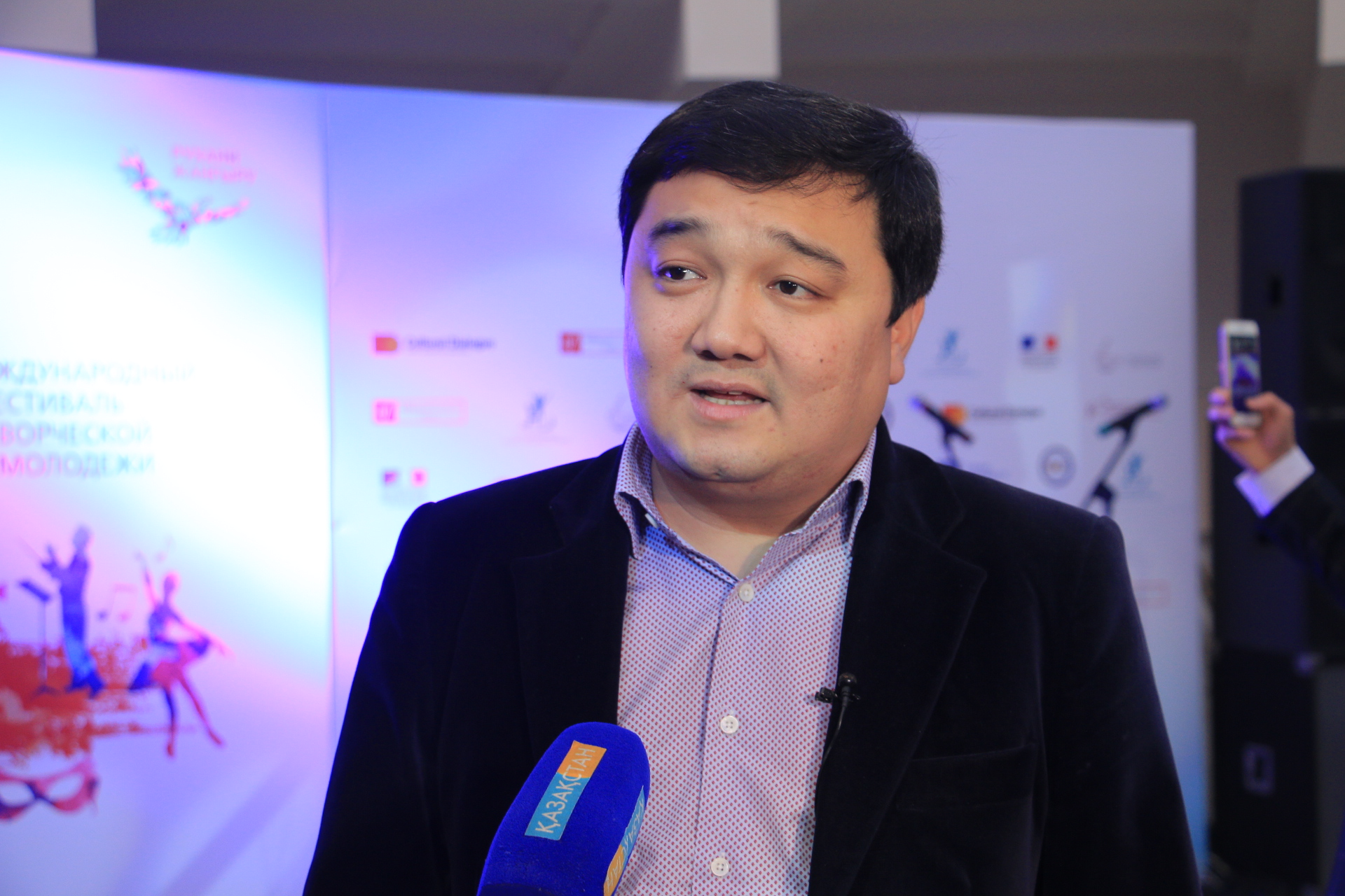 "Birzhan Khasangaliyev: ""Our competition pays a great deal of attention to the role of the teacher"""