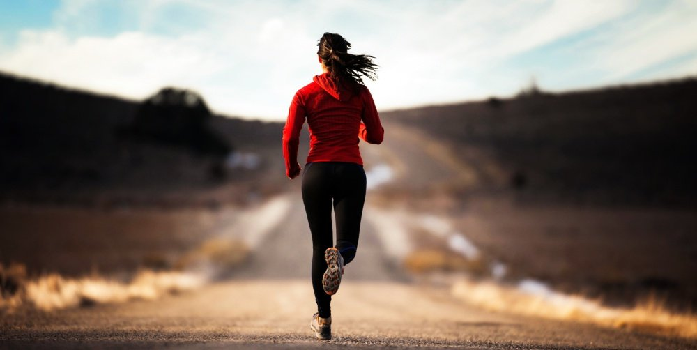 How does daily jogging affect human body?