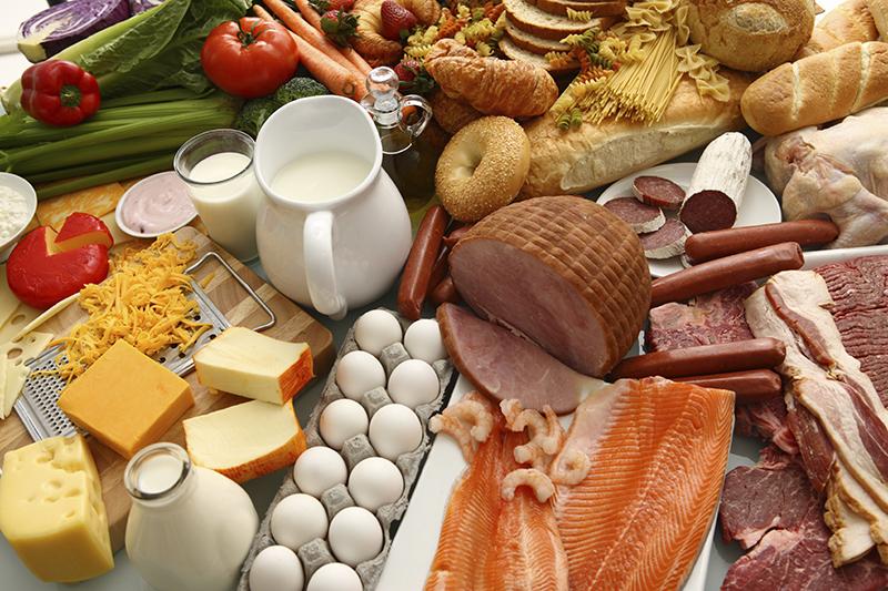 Цены на продукты показали наибольший рост за четыре года