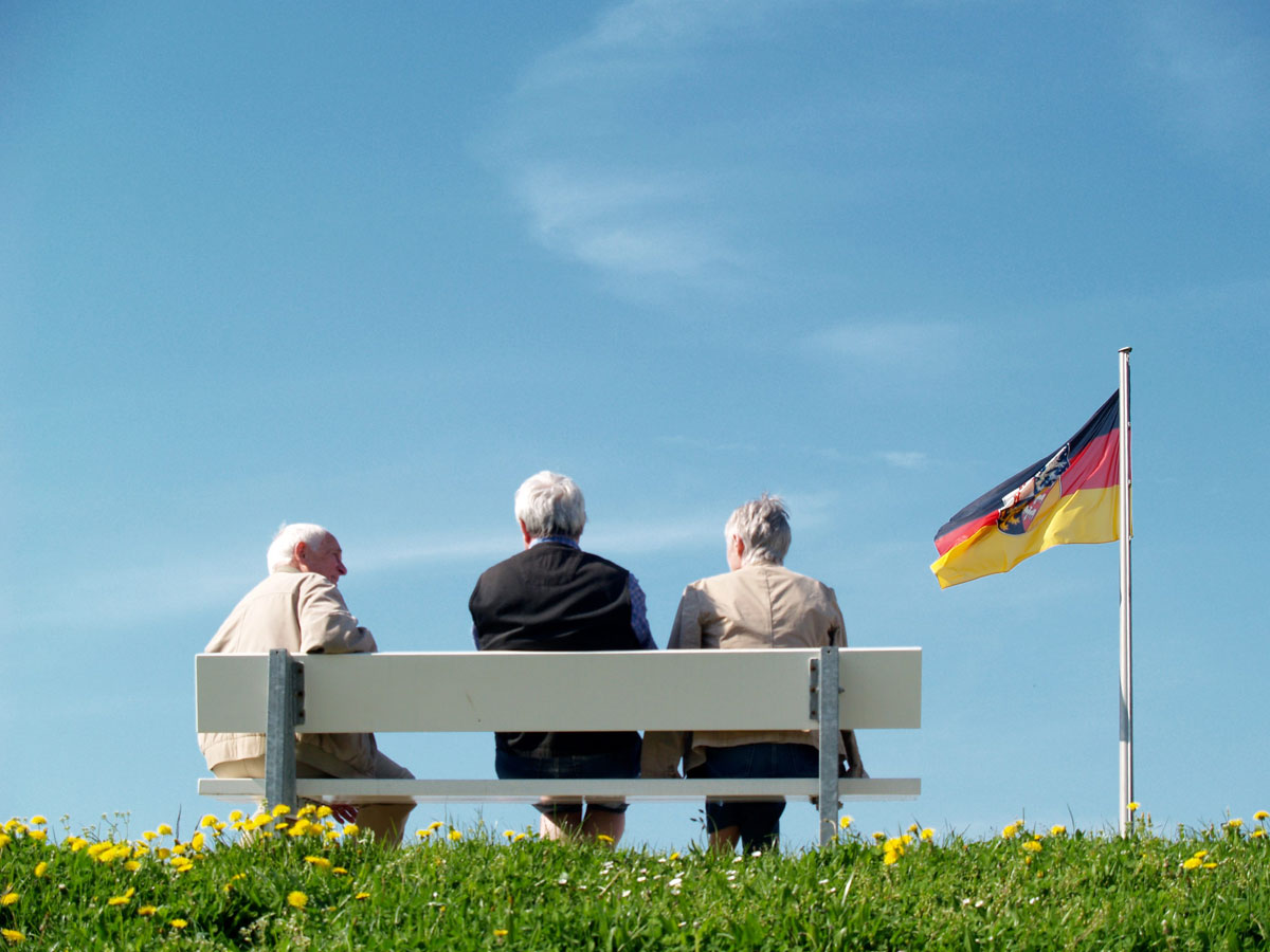 People in Germany spend a record amount on life insurance