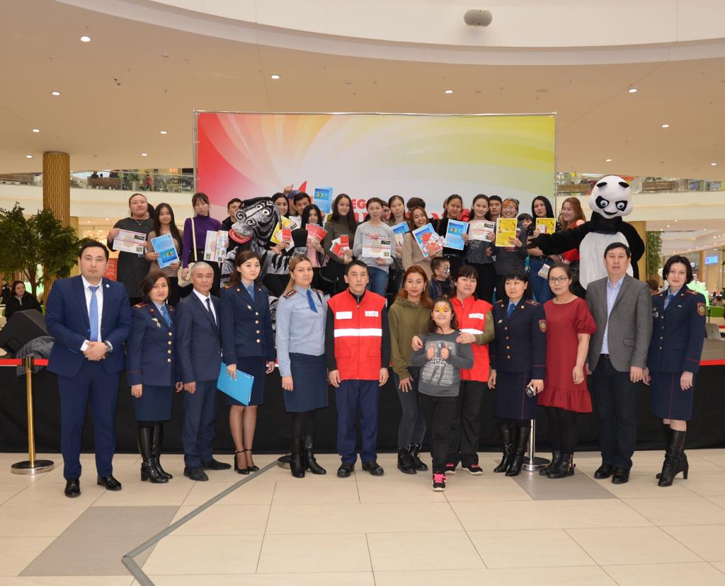 В Казахстане стартовала Национальная программа «Безопасная жизнь!»