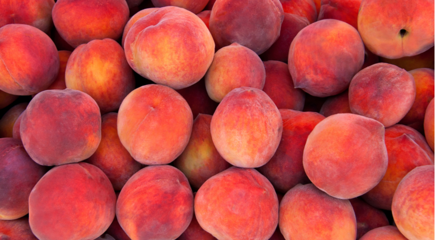 Unexpected health benefits of peaches named