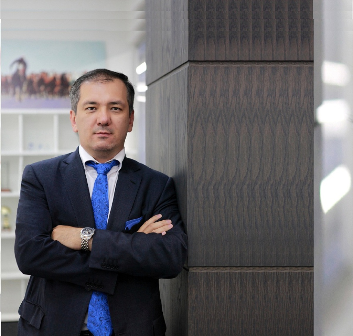 "Yerzhan Konurbayev: ""We want our life-company to be a family company"""