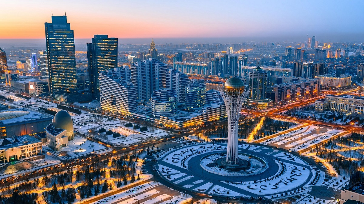 Kazakhstan took 66th place in the ranking of the best countries in the world