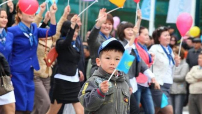 The population of Kazakhstan reached 18.43 million people by March 1