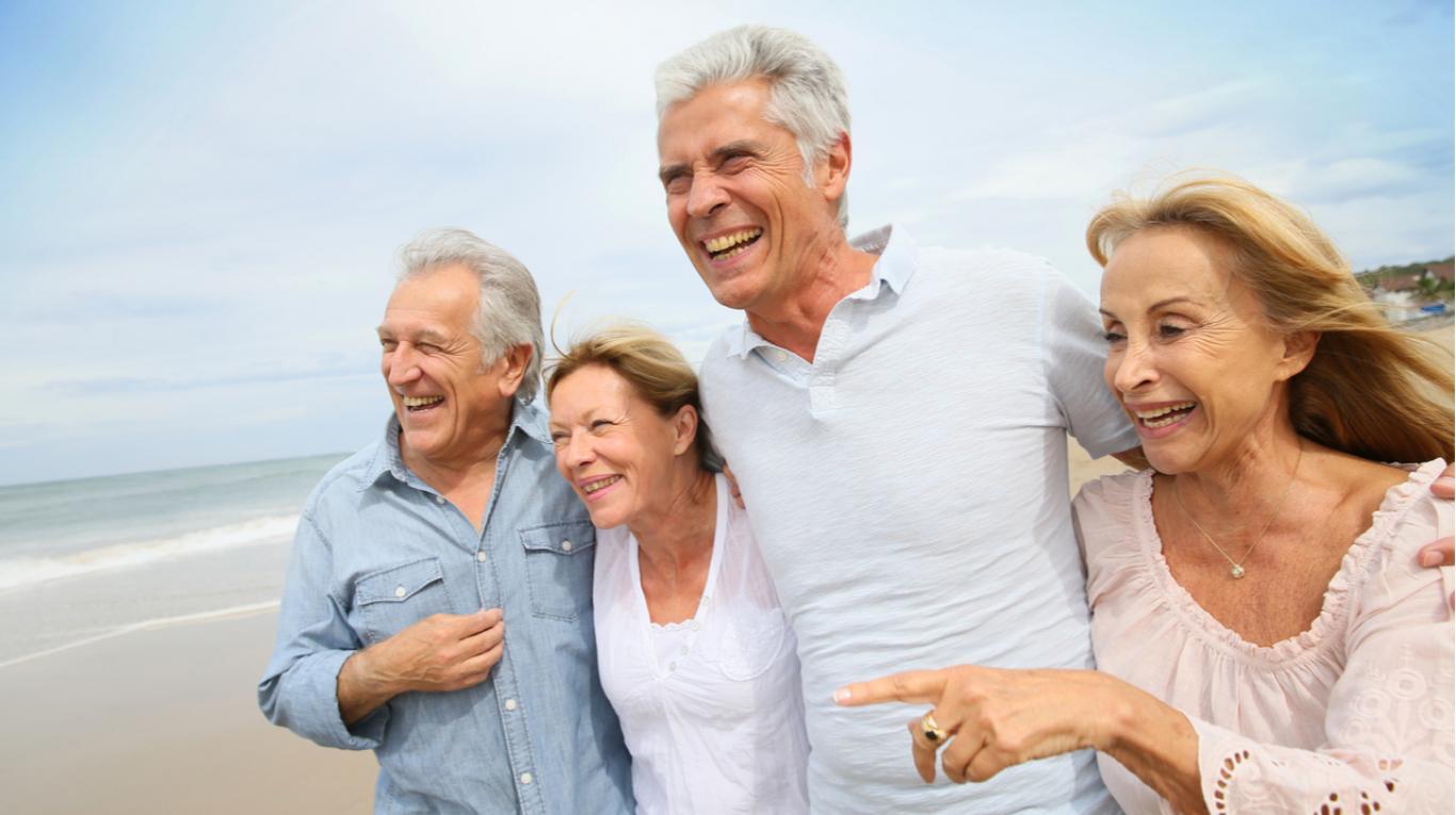 New retirees