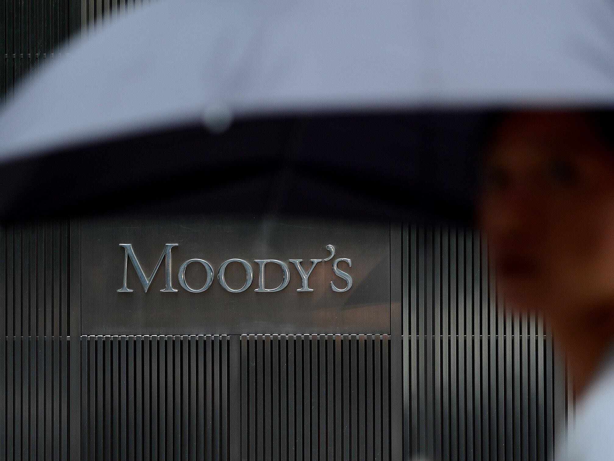 Moody's pointed out the problems of European insurers