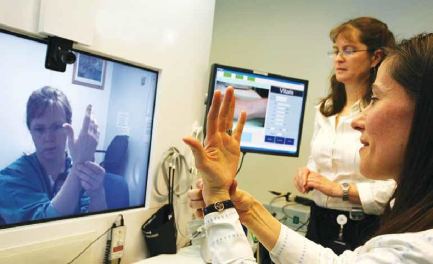 Telemedicine as part of the life insurance program is becoming popular
