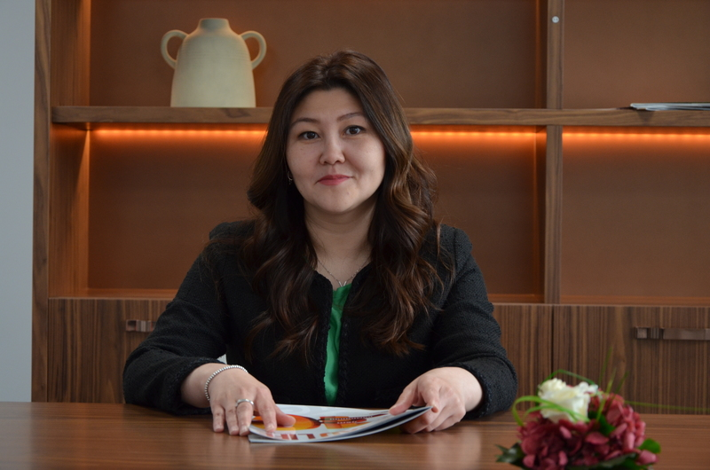 Динара Ахметова: «Обязательное страхование работников защищает имущественные интересы как работников,  так и работодателей»
