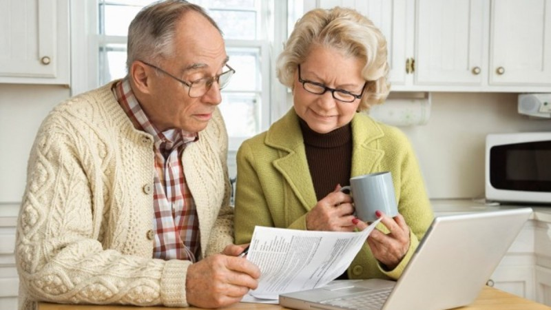Life insurance can become the main source of income in old age