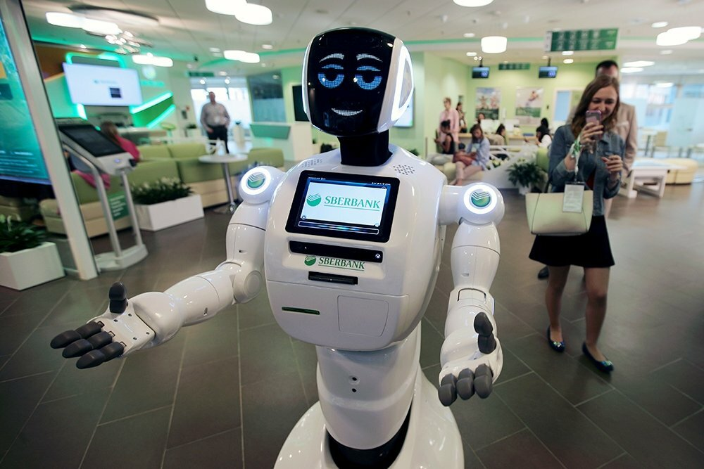 Sberbank's chatbot puzzled out life insurance
