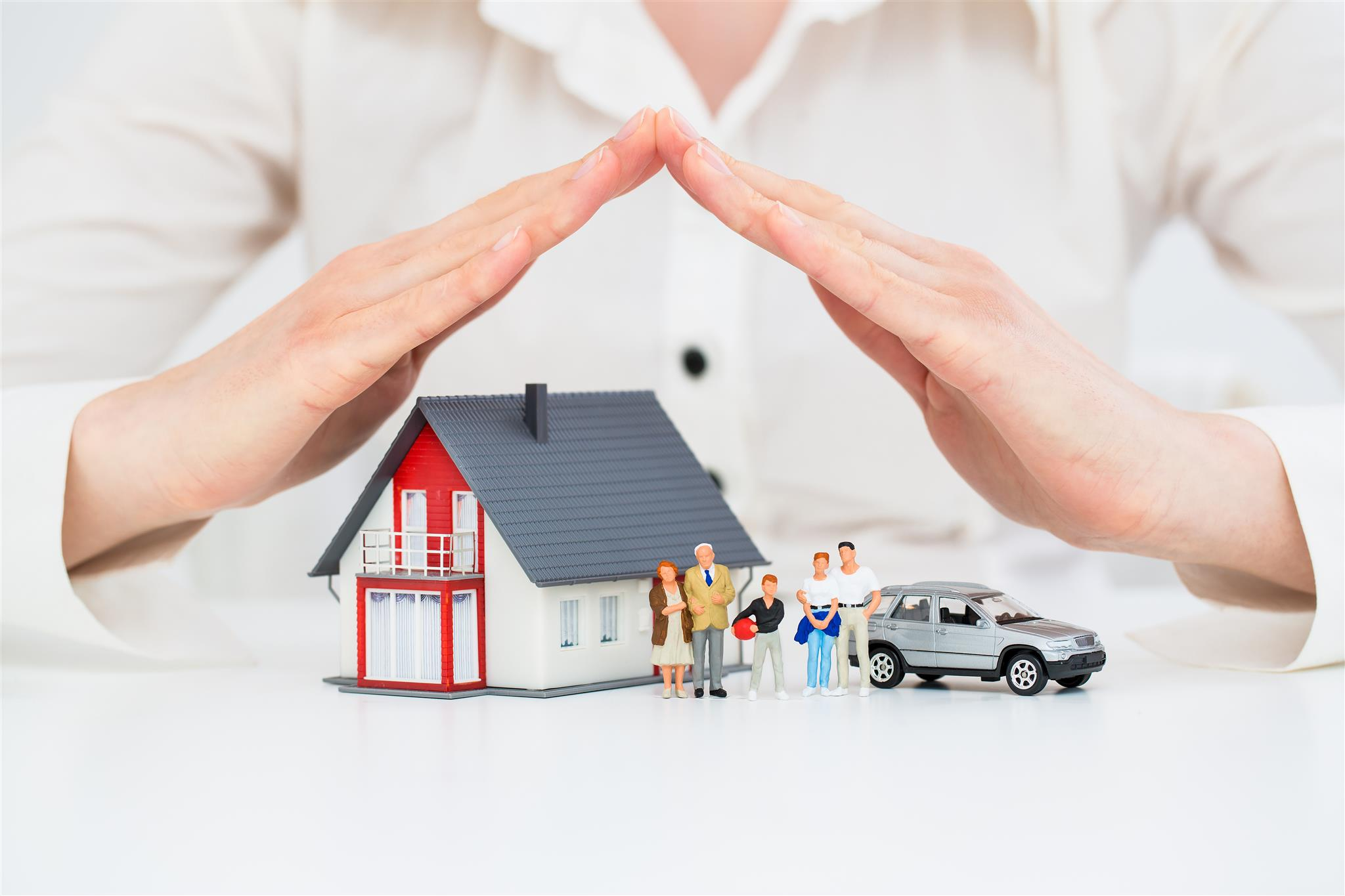 A convenient life insurance policy under the mortgage loan