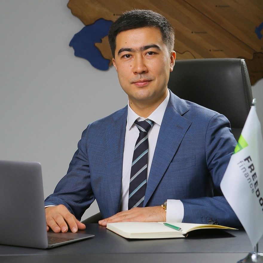 Azamat Yerdessov: Innovations and Life Insurance